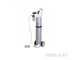 Medical Oxygen From An Oxygen Cylinder In The UAE