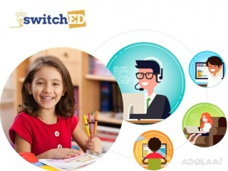 Online Coding Courses for Kids- SwitchED