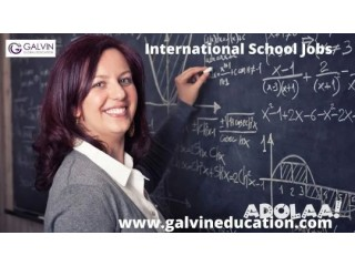Get Global Education Jobs From Professional Counselors