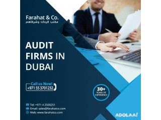 Audit services - Auditing Business to Help Resolve A Partnership Dispute