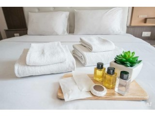 Get the Soft Hotel Towels from Acacia
