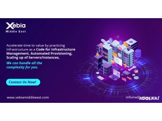 Xebia Middle East offers the best Agile Transformation in Africa!