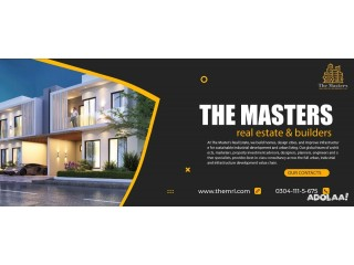 The Masters Real Estate – Customer is our Master