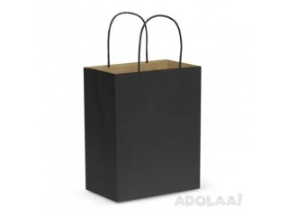 Custom Printed Paper Bags and Promotional Paper Bags in Australia - Mad Dog Promotions