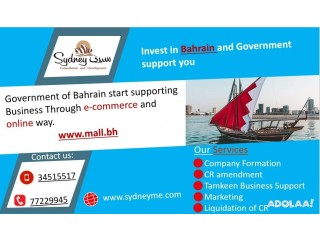 Invest in bahrain & Govt will support you