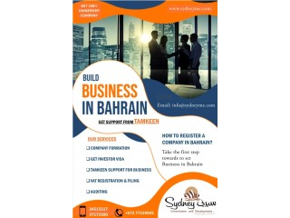 Build business in Bahrain