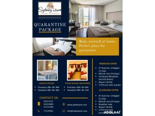 Quarantine services in Bahrain