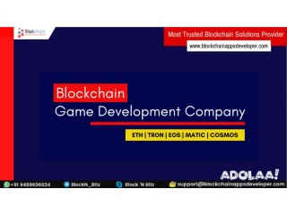 Build your own Gaming Platform on Desired Blockchain technology