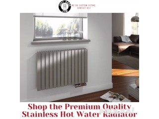 Shop the Premium Quality Stainless Hot Water Radiators Online