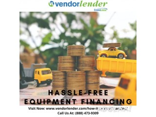 Get Hassle-Free Equipment Financing In Canada