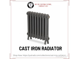 Shop Classic Cast Iron Radiators At Discounted Price In Canada