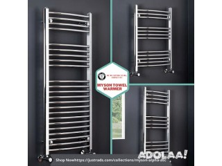Shop Myson Towel Warmer At Discounted Prices | Just Rads