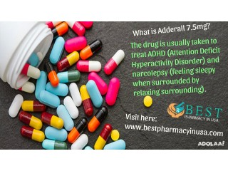 Buy Adderall 7.5mg Online [Discounted Price 20%] Best Online Pharmacy USA