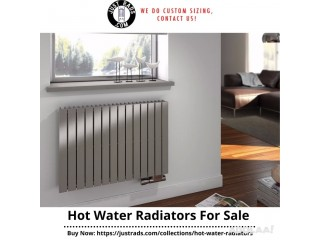 Buy Hot Water Radiators For Sale From Just Rads
