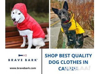 Shop Best Quality Dog Clothes in Canada