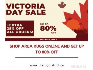 Shop Area Rugs Online and Get Up to 80% Off