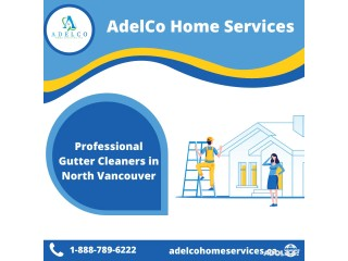 Most Trustworthy Gutter Cleaning Services in North Vancouver