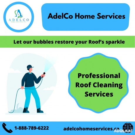 professional-roof-cleaning-services-by-adelco-home-services-big-0