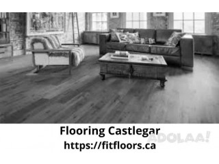 Fit Floors offers a huge range of flooring Castlegar for you to choose from