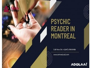 Get Accurate Psychic Readings With Psychic reader in Montreal