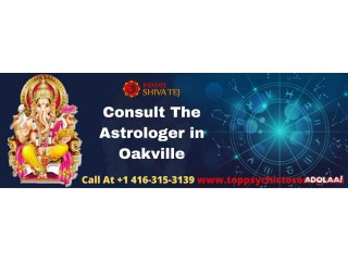 Consult The Astrologer in Oakville