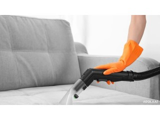 Upholstery cleaning services Toronto