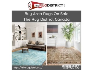Buy Area Rugs On Sale | The Rug District Canada