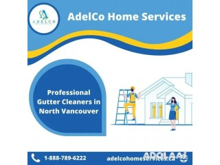 Get Efficient Gutter Cleaning Services in North Vancouver