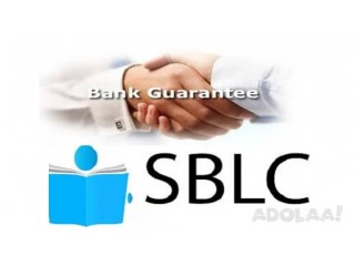 We provide direct BG and SBLC at affordable rates,No time wasting,We move first.