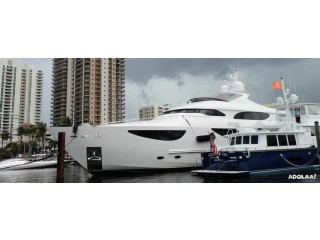 Yacht Carpet and Upholstery Cleaning Service in Cannes South France