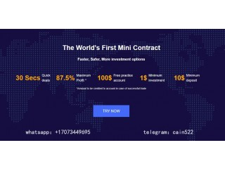 BTC Contract Trading Platform Global Marketing
