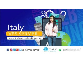 Italy VPS Hosting With Free Tech Support