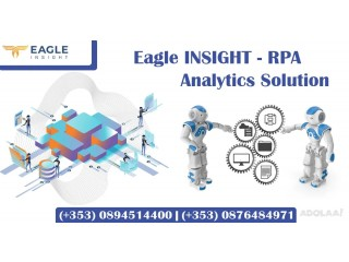 Eagle Insight - RPA Analytics Solution