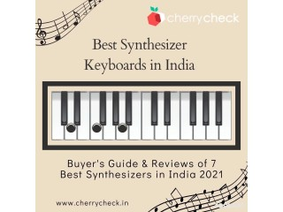 Best synthesizer keyboards in India 2021