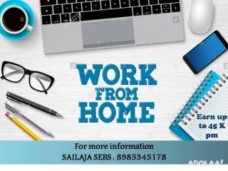 Come Forward to move forward in your life through Part time jobs