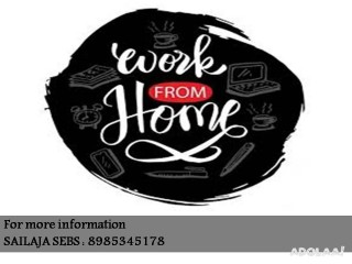 Data entry jobs (Work from home)