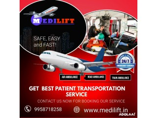 Locate a Healthcare Center with Medilift Air Ambulance Service in Mumbai