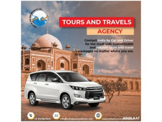 Tours and Travels Agency