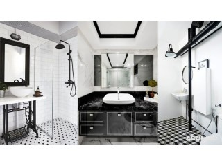 Bring a touch of elegance and finesse to our bathrooms with Bathroomwarehouse