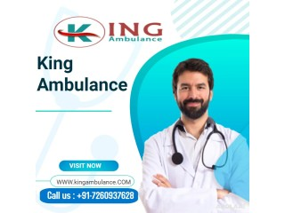 King provides Ambulance Service in Varanasi with Experienced Doctors