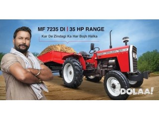 Massey Ferguson Tractor Powerful and Durable