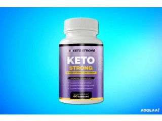 Keto Strong Canada Reviews- Shark Tank BHB Diet Price or Scam