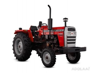 Massey 7250 Tractor - Price in India and Best Specifications