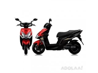 Special offer on battery operated two wheeler