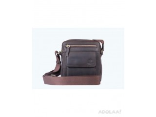 Best Leather sling Bag for Men By Hugme Fashion