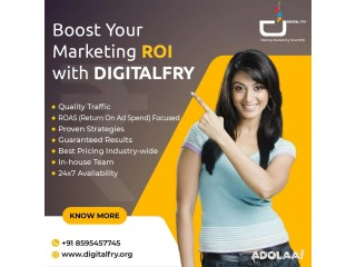 Right Business Needs Right Marketing Partners.