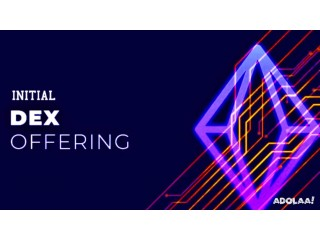 How to make your ideas grow faster with Initial DEX Offerings development?