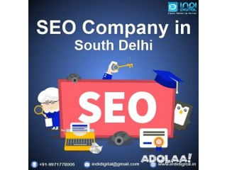 One of the best seo company in south delhi?