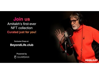 Explore The Mysterious NFT Collections Of Our Big Shot Amitabh Bachchan