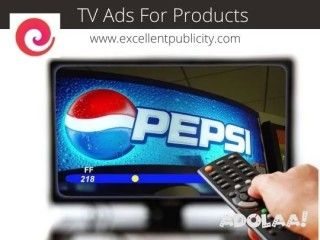 TV Ads For Products - Excellent Publicity